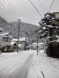外観 冬 2016②